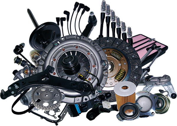 Dfsk used spare parts