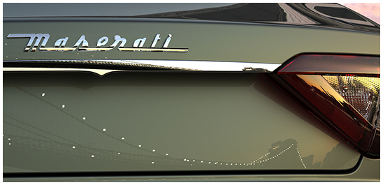Used Maserati Spare Parts